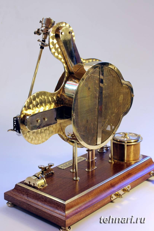 Стимпанк Hi-Fi: альтернативное прошлое звуковой аппаратуры - 14