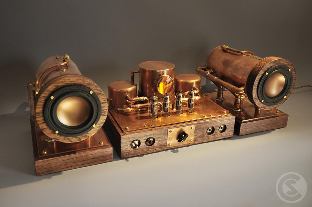 Стимпанк Hi-Fi: альтернативное прошлое звуковой аппаратуры - 2