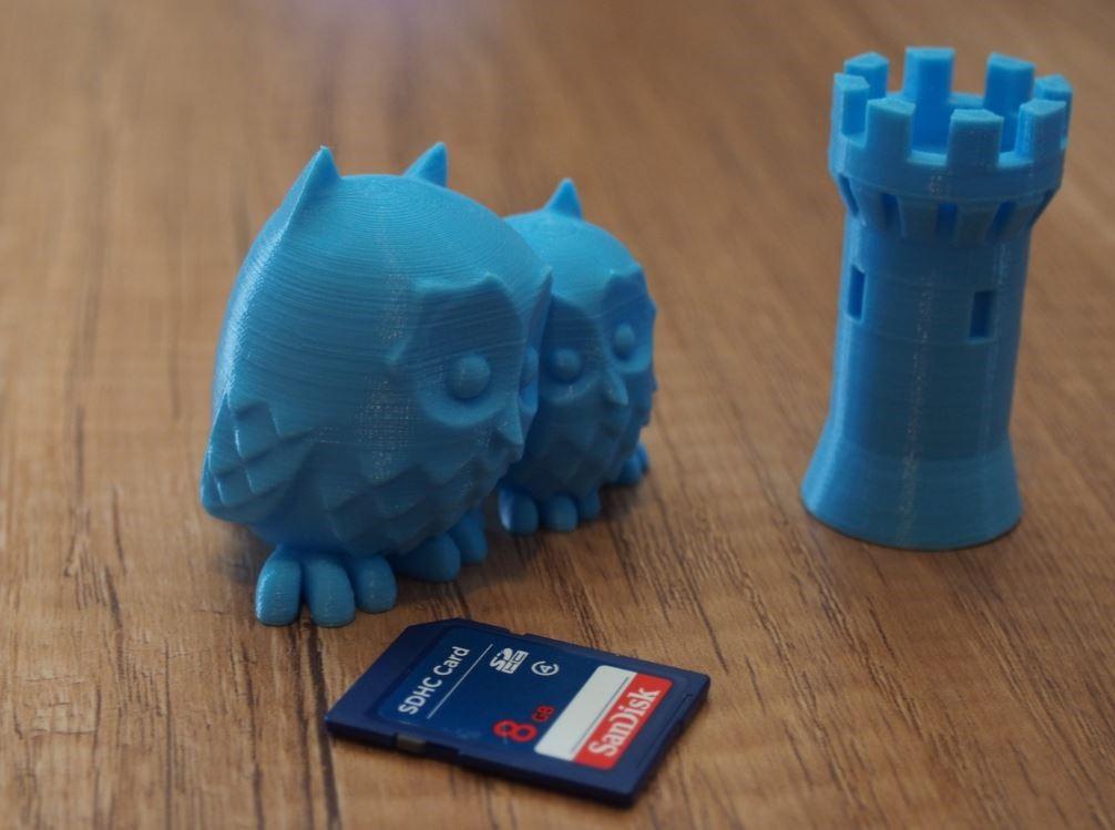 Wanhao Duplicator I3 Mini – доступная 3D печать - 17