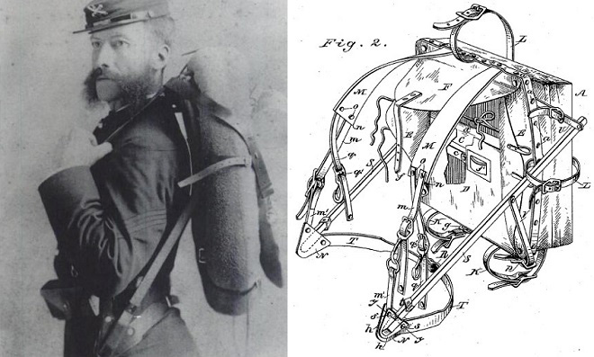Как человек научился носить вещи на спине - 17