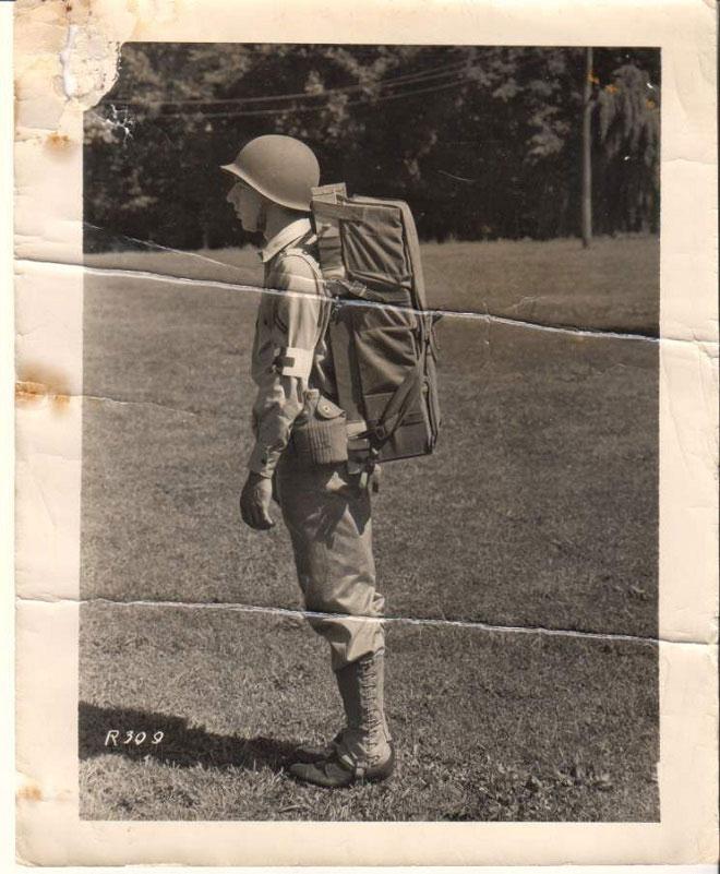 Как человек научился носить вещи на спине - 21