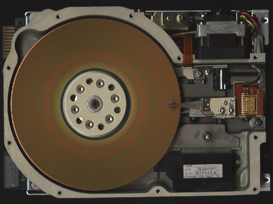 Эволюция жестких дисков: как изменились винчестеры за 60 лет существования? - 7