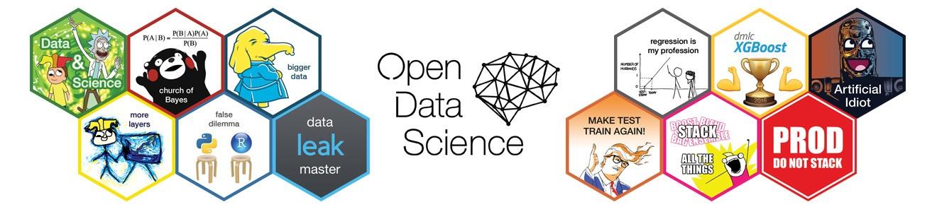 Материалы открытого курса OpenDataScience и Mail.Ru Group по машинному обучению и новый запуск - 1