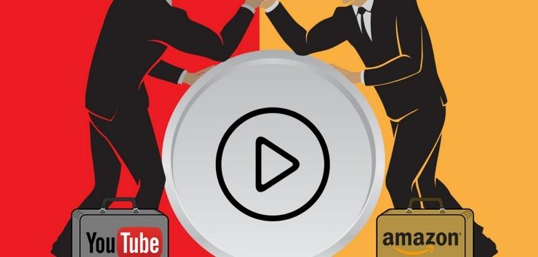 Amazon выпустит конкурента для YouTube?