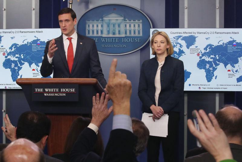 Администрация Трампа обвиняет Северную Корею в разработке червя WannaCry - 1