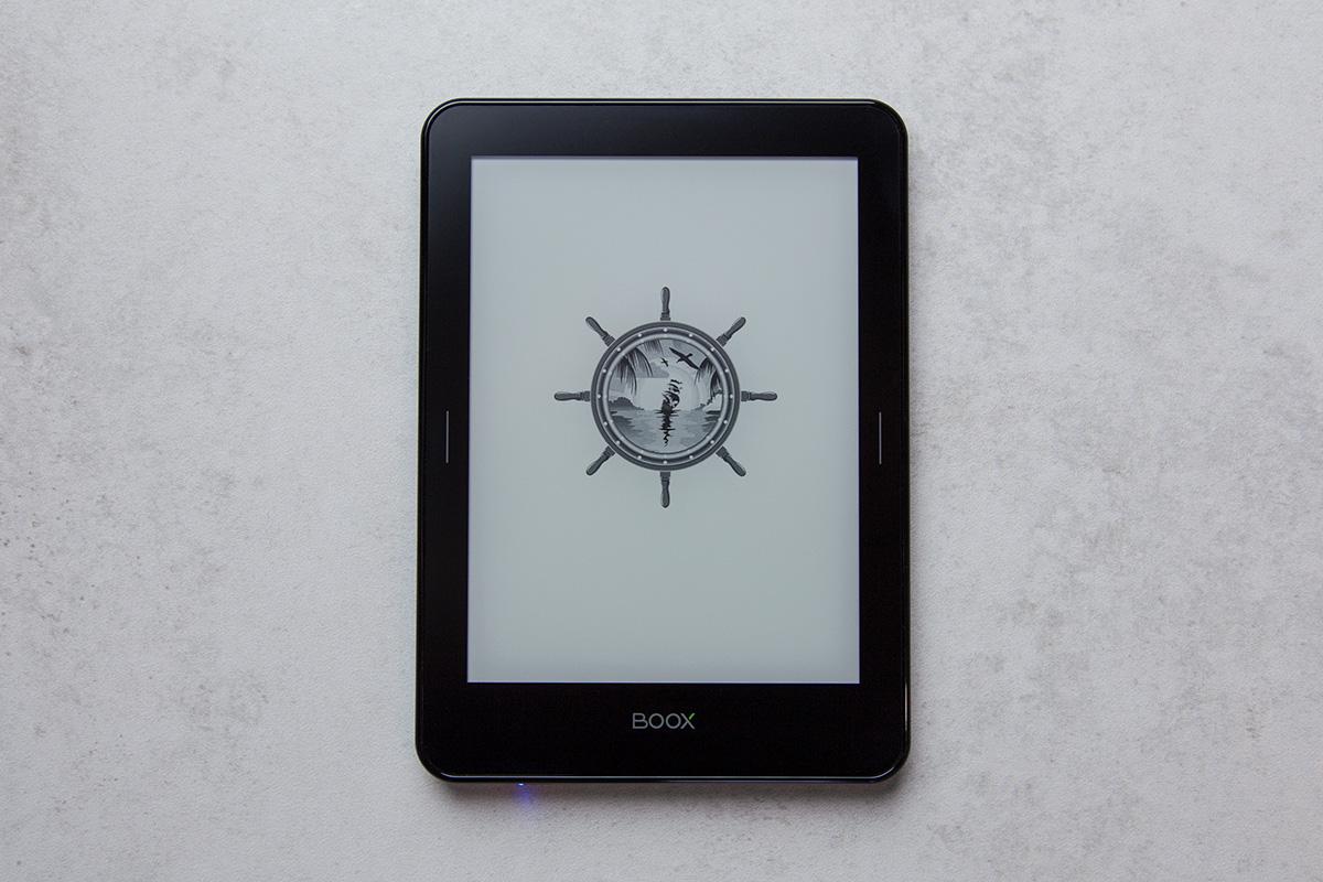 Обзор электронной книги ONYX Boox Robinson Crusoe 2 - 1