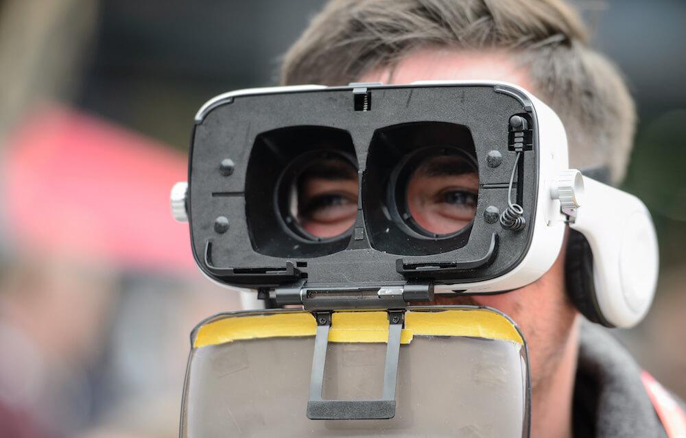 «Виртуальный университет»: какие VR-проекты развивают в Университете ИТМО - 1