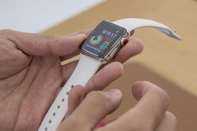 Будущие Apple Watch научатся получать ЭКГ