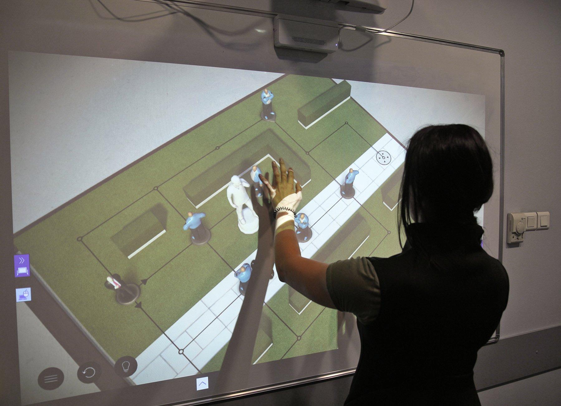 Интерактивному проектору – интерактивный софт! Часть вторая – мультитач и ПО для обучения - 2