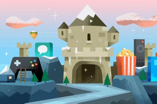 Google Play предлагает большие скидки на приложения, книги, игры и фильмы
