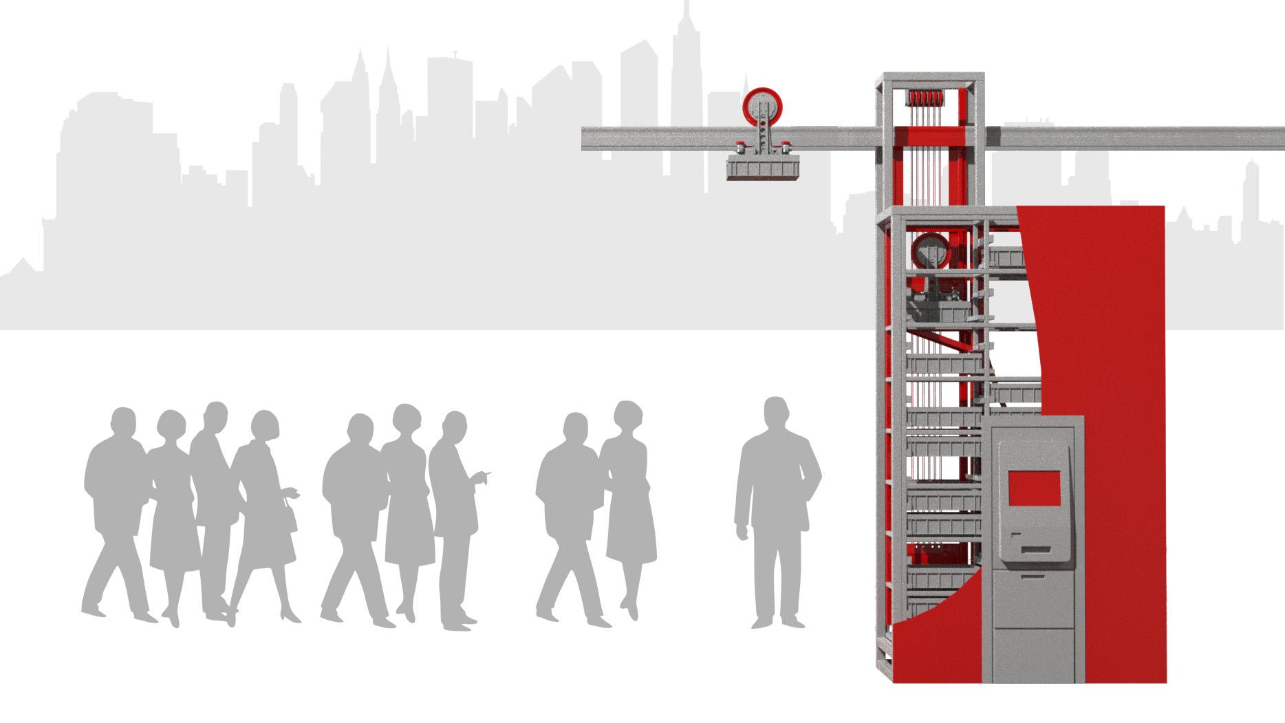 Робот-курьер — доставка за 30 минут, или как в России построить будущее - 1