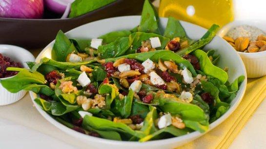 Зеленые овощи помогут сохранить память