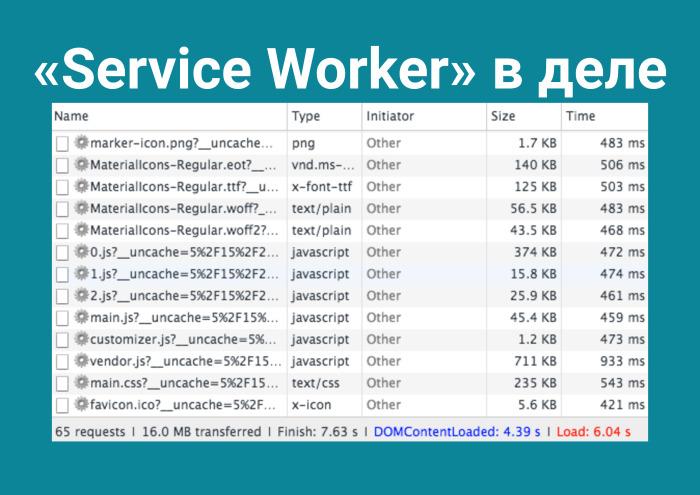 «Быстрорастворимый» фронтенд. Лекция в Яндексе - 33