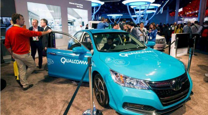 Qualcomm намеревается стать ключевым игроком на рынке беспилотных машин