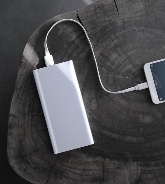 Xiaomi представила новый Mi PowerBank 2
