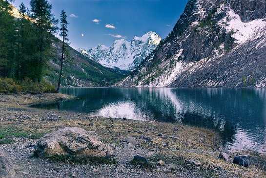 Воздух в Сибири очищается только в летнее время