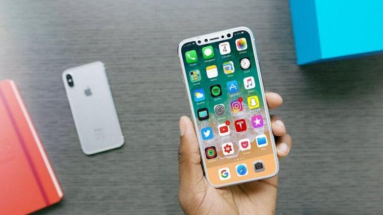По итогам года Apple продаст 30-35 млн iPhone X
