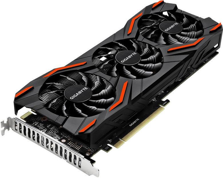 Конфигурация ускорителя включает 1920 ядра CUDA и 4 ГБ памяти GDDR5X