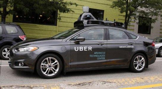SoftBank приобретает 20-процентную долю в Uber