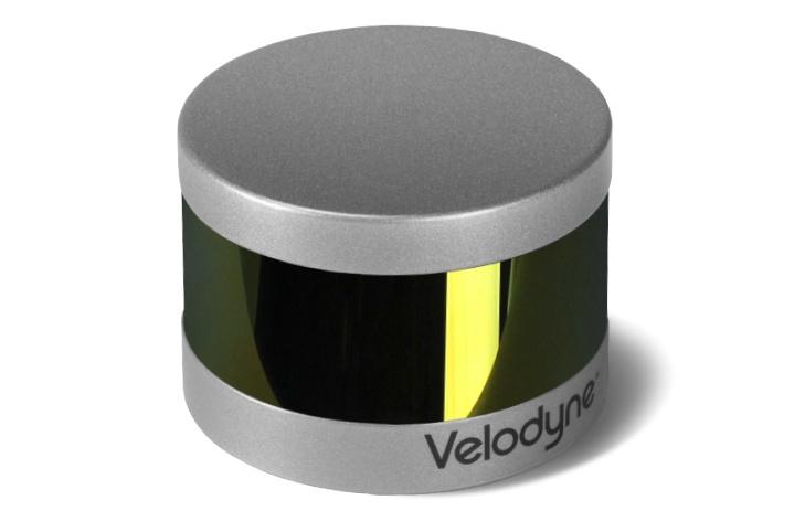 Компания Velodyne LiDAR снизила вдвое цену своего самого популярного лидара VLP-16
