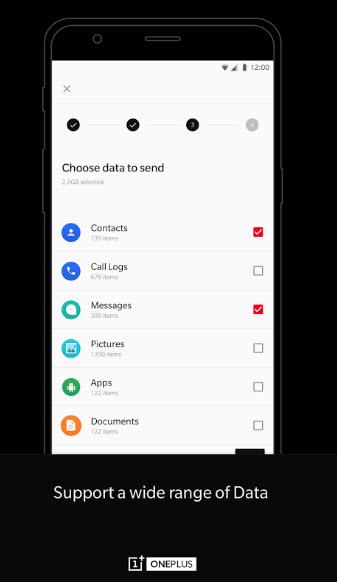 Приложение OnePlus Switch облегчает переход на смартфоны OnePlus