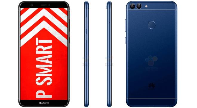 Стала известна цена смартфона Huawei P Smart в Европе