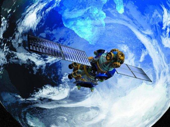 Китайский спутник, вышедший из строя, несет опасность