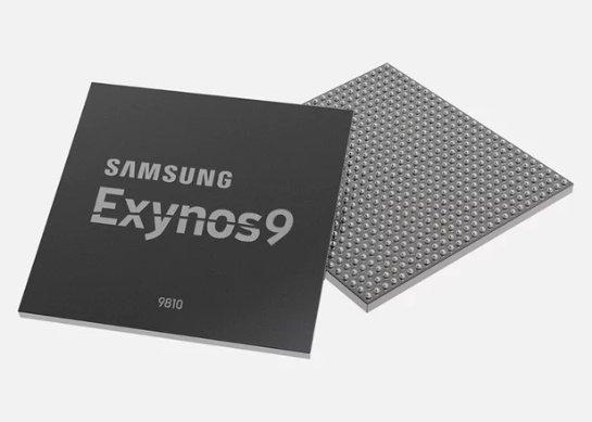 Samsung анонсирует новый мобильный чип
