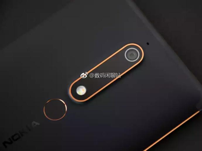 Фотогалерея дня: смартфон Nokia 6 (2018)