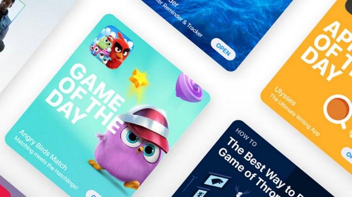 В первый день 2018 года в App Store был зафиксирован рекордный объем продаж на сумму $300 млн