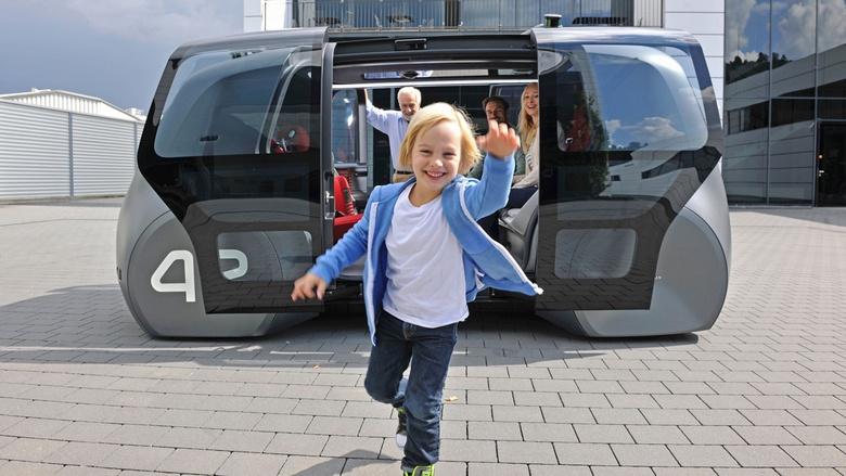 Volkswagen Group и Hyundai Motor Company начали сотрудничать с Aurora Innovation
