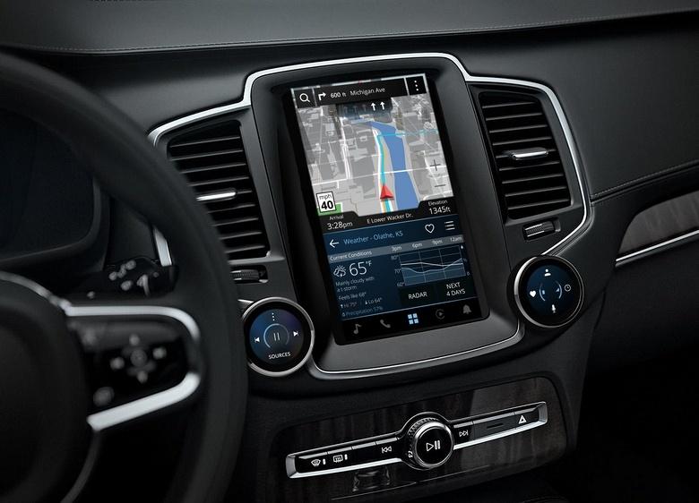 Garmin создала собственную автомобильную плафтому