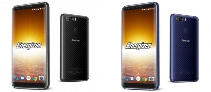 По словам производителя, смартфон Energizer Power Max 600s работает без подзарядки 12 часов