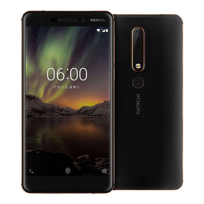 Смартфон Nokia 6 (2018) обновляется до Android 8.0 Oreo при первом включении