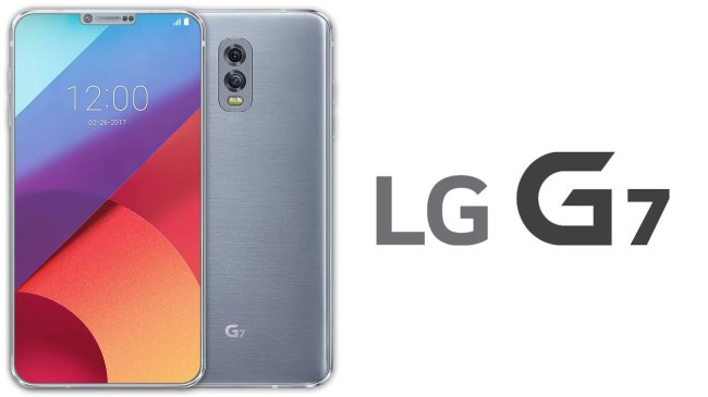 Анонс LG G7 ожидается в марте, а в продажу смартфон поступит в апреле 2018