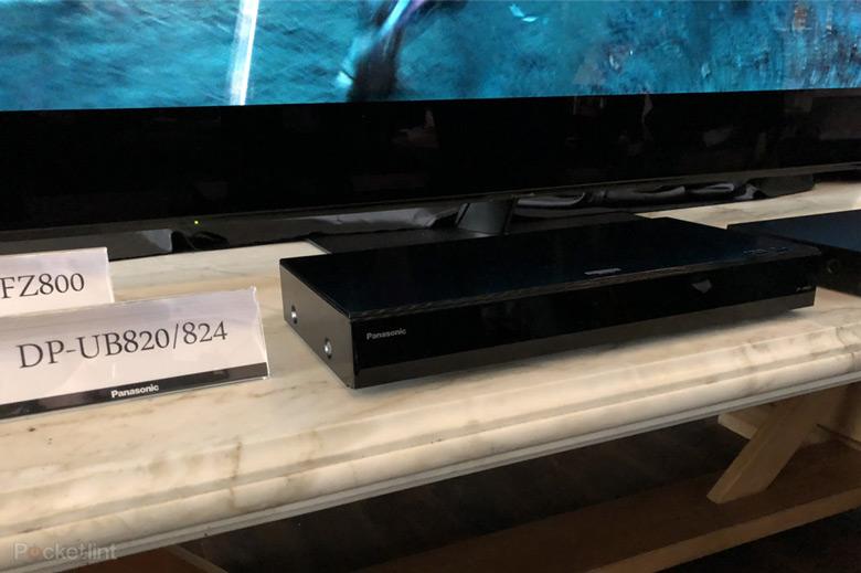 Компания Panasonic представила накануне CES 2018 четыре модели проигрывателей Ultra HD Blu-ray