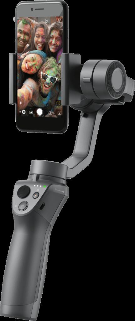 Стабилизатор DJI Osmo Mobile 2 для смартфонов стоит значительно меньше оригинала