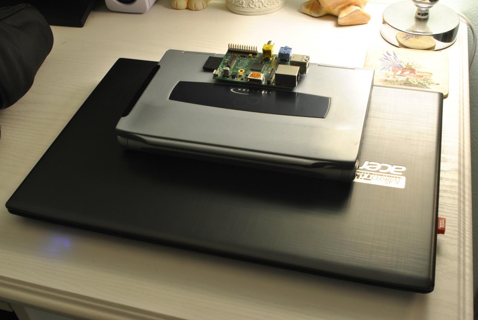 Ультрабук начала 2000-х – обзор Fujitsu LifeBook P-1032 - 3