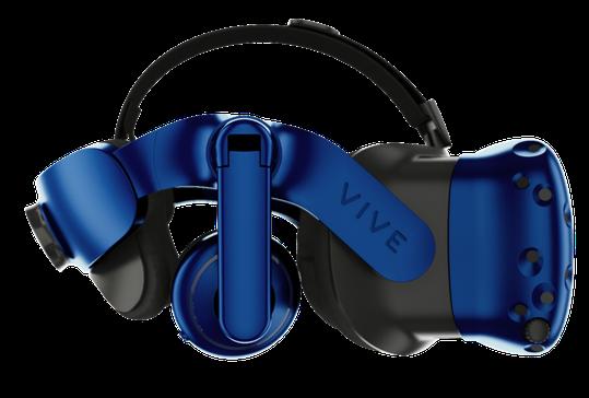 HTC представила гарнитуру Vive Pro