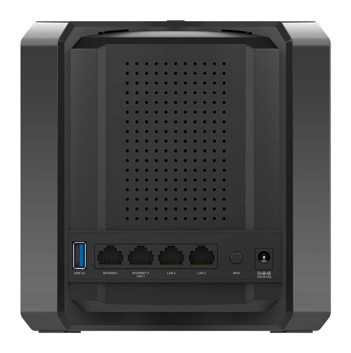 Роутер D-Link DIR-2680 соответствует спецификации IEEE 802.11ac