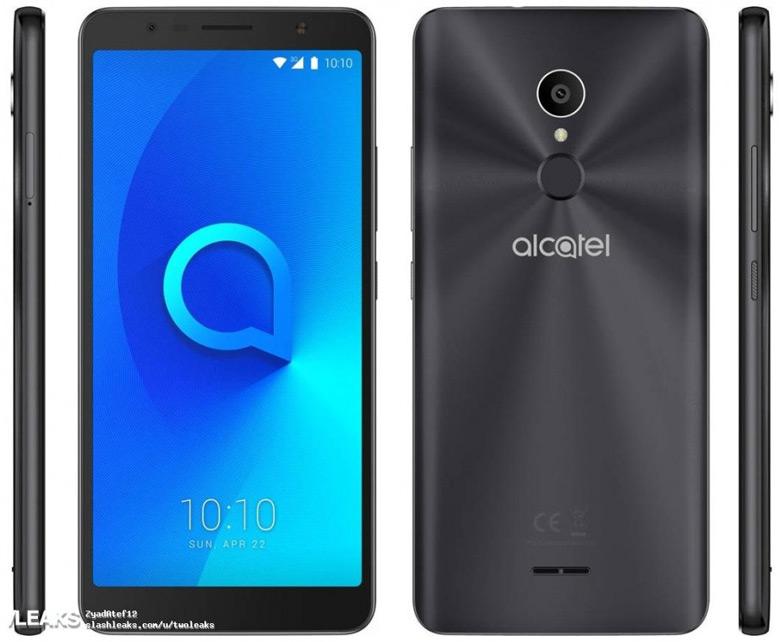 Ожидается, что смартфон Alcatel 3C будет стоить 120 евро