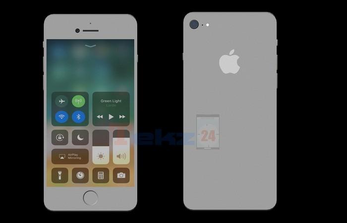 Смартфону iPhone SE 2 приписывают стеклянную заднюю панель и функцию беспроводной зарядки