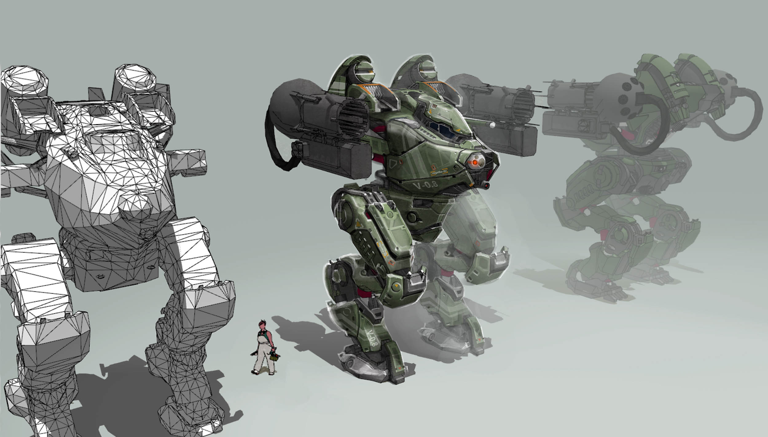 Почему мы не стали делать идеально: как менялась инфраструктура серверов War Robots - 1