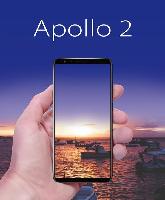Смартфон Vernee Apollo 2, оснащенный SoC Helio X30, повторно представят на MWC 2018