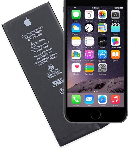 Apple не рассчитала количества желающих заменить аккумулятор iPhone подешевле