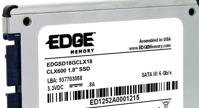 К достоинствам SSD CLX600 производитель относит высокую надежность и низкое энергопотребление