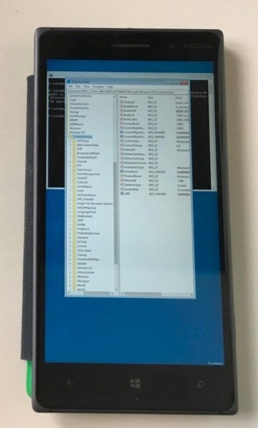 Windows 10 запустили на Lumia 830