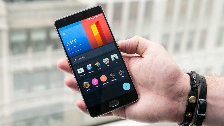 OnePlus 3 и 3T тоже получат Face Unlock