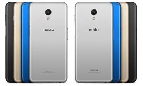 Первая партия смартфонов Meizu M6s получит логотип mBlu