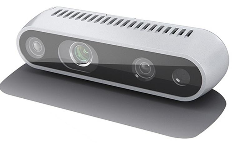 Представлены 3D-камеры Intel RealSense D415 и D435